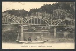 +++ CPA - Vallée De La Meuse - NAMECHE - Le Pont   // - Andenne