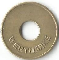 1 Jeton Automatique  Wertmarke  Gruner - Firma's