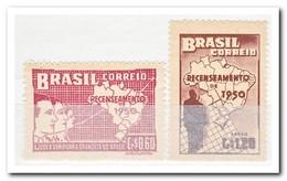 Brazilië 1950, Postfris MNH, Census - Brazilië