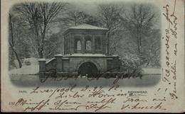 ! Alte Ansichtskarte Aus Birkenhead, Park, 1900 - England