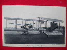BIPLANO CAPRONI 1 (1909)  Cartolina Originale Dell'epoca - 1939-1945: 2nd War