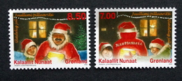 Greenland 2010       Minr.571 - 72   MNH  ( ** ) ( Lot  F  1084 ) - Unused Stamps