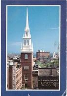 OLD NORTH CHURCH - Boston