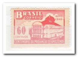 Brazilië 1950, Postfris MNH, 100 Years Of Amazonas Province - Brazilië