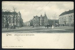 AUSTRIA 1905. Cca. Graz,  Vintage Postcard - Other