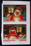 Greenland 2010       Minr.573-74   MNH  ( ** ) ( Lot  F  1087 ) - Unused Stamps