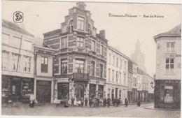 Tienen, Thienen, Tirlemont, La Rue Du Poivre, De Peperstraat, Prachtkaart Met Toenmalig Delhaize, Collectors!!!! - Tienen