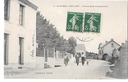 ST-MLCHEL-CHEF-CHEF --Avenue Du Redois Prolongée - Saint-Michel-Chef-Chef