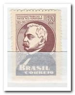 Brazilië 1951, Postfris MNH, 100th Birthday Of Silvio Romero - Brazilië