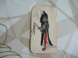 Dessin Original Fin XIX ème Dracula Vampire - Autres Collections