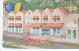 Grenada - Grentel Building - 148CGRE - Grenade