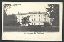 +++ CPA - Environs D'ENGIS - Le Château De RAMIOUL   // - Engis