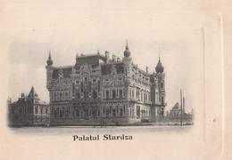 Bucarest Palatul Sturdza 1904 (LOT AE 26) - Roumanie