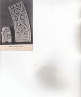 CPA ALLEMAGNE ,Fragments Allemands (XII°s.) Musée De Sculpture Comparée. - Deutschland