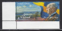 Aland 2015 MNH Julius Sundblom 150 Years - Margin Copy - Aland