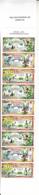 Aland 2016 MNH Booklet Pane Of 9 3 Different  Medicinal Herbs - Aland