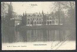 +++ CPA - SCHOTEN - SCHOOTEN - Château Calixberghe   // - Schoten