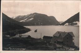 ! Alte Ansichtskarte Aus Djupvandshytten, Norwegen, Norway, Norge, 1926, Geiranger - Norwegen