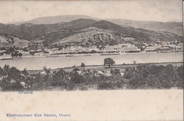 Orsova 1904 (LOT AE 26) - Roumanie