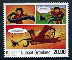 Greenland 2011   Kaassassuk Legend (Comics)  Minr.589   MNH  ( ** ) ( Lot  F  1102 ) - Groenland