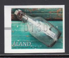 Aland 2016 MNH 1.30E Message In A Bottle ATM - Aland