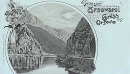 Gruss Aus Orsova 1904 (LOT AE 26) - Roumanie