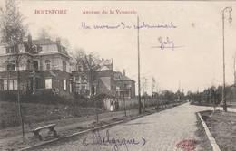 CPA:BELGIQUE BOITSFORT AVENUE DE LA VENNERIE...ÉCRITE - Belgique
