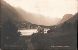 ! Alte Ansichtskarte Aus Olden, Nordfjord, Norwegen, Norway, Norge, 1926, - Norwegen