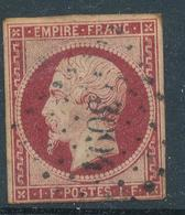 N° 18 LOSANGE PETITS CHIFFRES - 1853-1860 Napoleon III