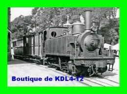AL 516 - Train - Loco Weidknecht 030 T - GRANVILLE - Manche 50 - CFM - Granville