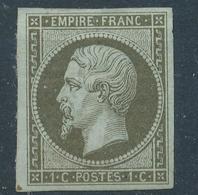 N° 11 TIMBRE NEUF * - 1853-1860 Napoleon III