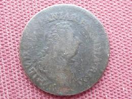 BELGIQUE Monnaie 2 Liards Philippe V 1709 - Belgique