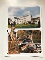 Carte Postale Ancienne Ath VILLERS-NOTRE-DAME - Ath
