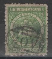 Guyane Britannique - British Guiana - YT 31 Oblitéré - British Guiana (...-1966)
