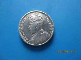 Maurice, Georges V, 1/4 Rupee 1935, SUP - Mauricio