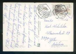 TP Circulada A Austria El 3 Oct. 1974. Fechador *Avión - Cádiz-Algeciras* Sobre Edifil Nº 2188. - 1931-Hoy: 2ª República - ... Juan Carlos I