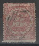 Guyane Britannique - British Guiana - YT 32 Oblitéré - British Guiana (...-1966)