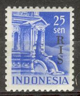 INDONESIA MNH ** 1950  ZBL 51 RIS - Indonésie