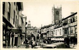 SHROPSHIRE - LUDLOW - BROAD STREET RP  Sh158 - Shropshire
