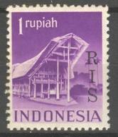 INDONESIA MNH ** 1950  ZBL 58 RIS - Indonésie