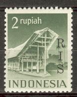 INDONESIA MNH ** 1950  ZBL 59 RIS - Indonesië