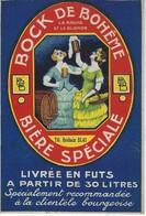 59 ( Nord ) - BRASSERIE BRASSEUR BIERE SPECIALE LIVREE EN FUTS HEM LANNOY BRABANT BOCK DE BOHEME - Autres Communes