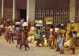 Afrique TOGO  Lomé Marché De Palimé Palime Market (Cliché Desieux 7415) *PRIX FIXE - Togo