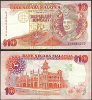 MALAYSIA - 10 Ringgit ND (1989) P# 29 Asia Banknote - Edelweiss Coins - Malaysia
