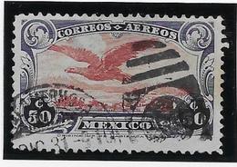 Mexique Poste Aérienne N°1 -  Oblitéré - TB - Mexique