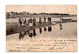 Hankow Atlow Water. - Chine
