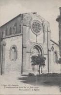 Evènements - Tremblement De Terre Du 11 Juin 1909 - Saint-Cannat - Clocher Eglise - Catastrophes
