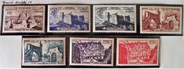 ROYAUME INDEPENDANT 1956 - NEUFS * - YT 412/18 - MI 452/58 - Tunisie (1956-...)