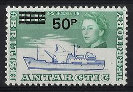 ANTARTIDA BRITANICA ** 38 En Nuevo. - Territorio Antártico Británico  (BAT)