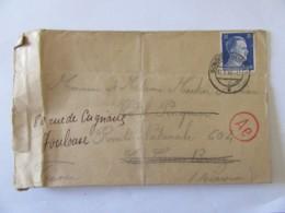 Empire Allemand / Deutches Reich - Enveloppe Vers France Datée Du 17 Août 1943 - Allemagne